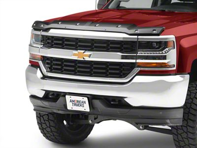 Premium Bolt-On Look Hood Deflector (16-18 Silverado 1500)