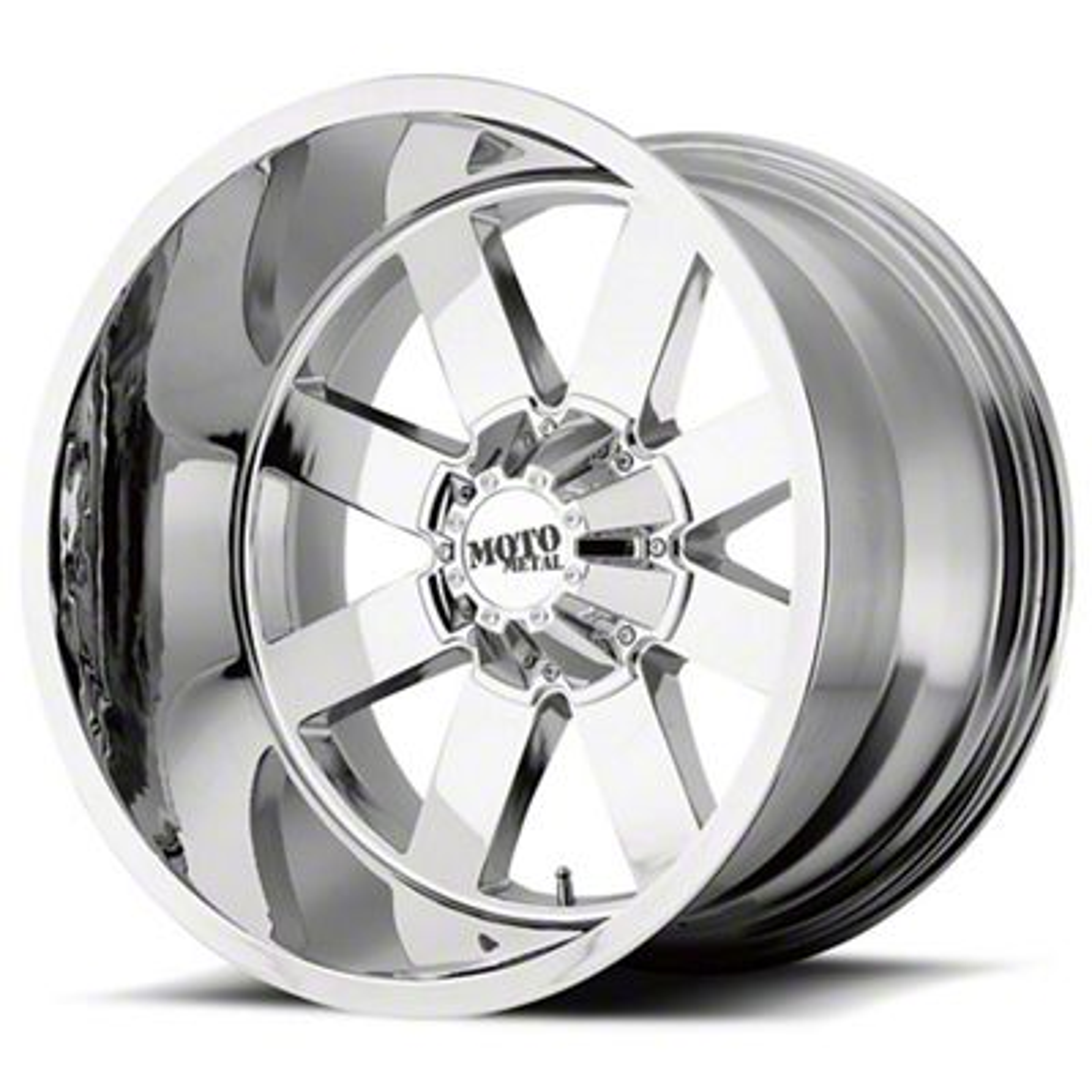 Moto Metal MO962 Chrome 6-Lug Wheel - 22x14 (99-19 Silverado 1500)