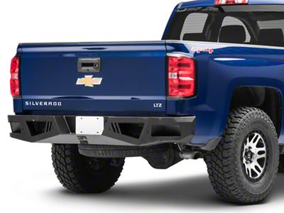 Body Armor 4x4 ECO-Series Rear Bumper (07-18 Silverado 1500)