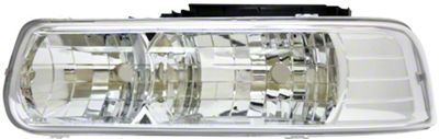 Alteon Crystal Diamond-Cut Headlights (99-02 Silverado 1500)