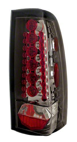 Axial Platinum Smoke LED Tail Lights (99-06 Silverado 1500 Fleetside)