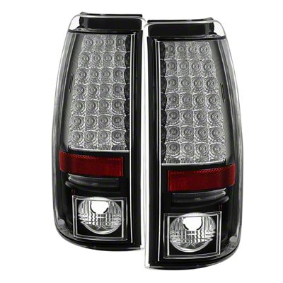 Axial Black LED Tail Lights (03-06 Silverado 1500 Fleetside)