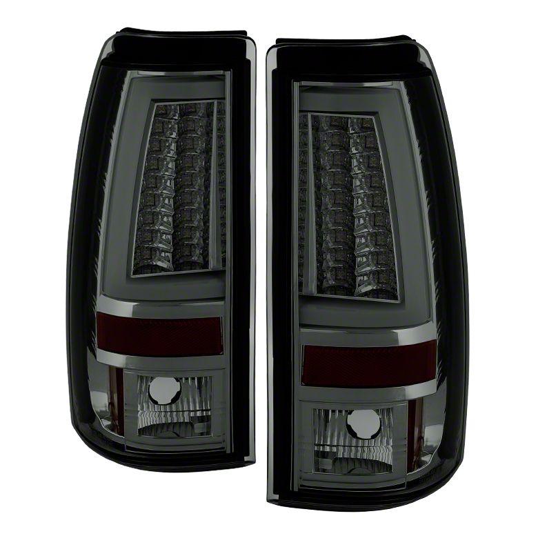 Axial Gen2 Smoked Chrome LED Tail Lights (03-06 Silverado 1500 Fleetside)