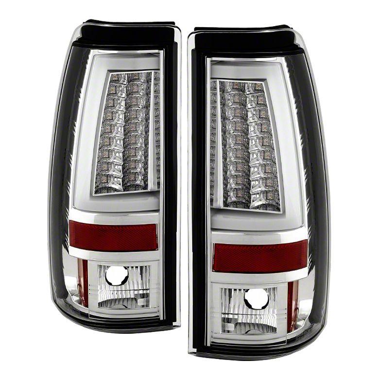 Axial Gen2 Chrome LED Tail Lights (99-02 Silverado 1500 Fleetside)