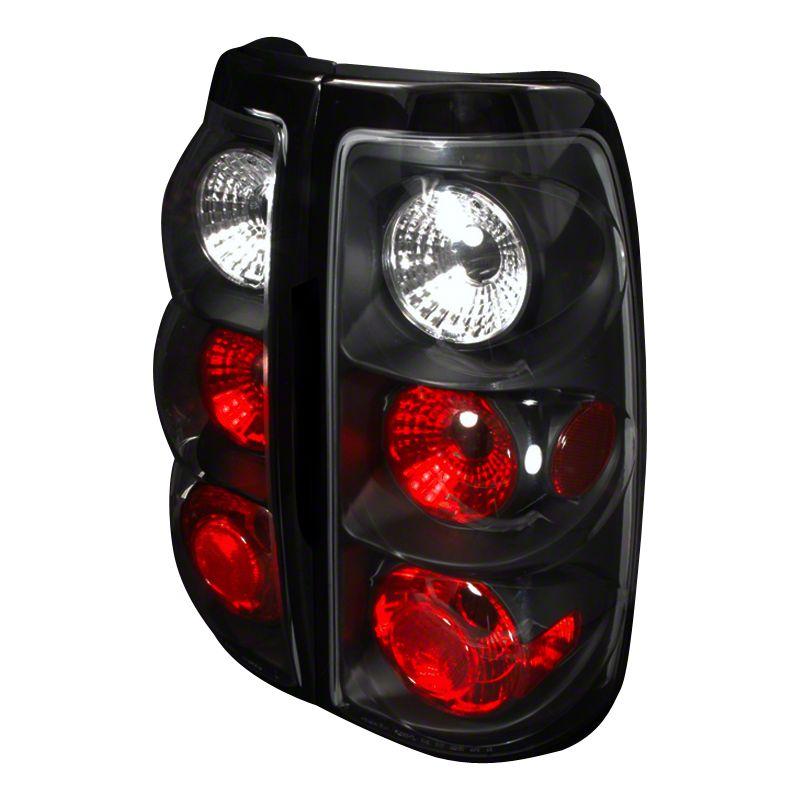Axial Black Alteeza Style Tail Lights (99-02 Silverado 1500 Fleetside)