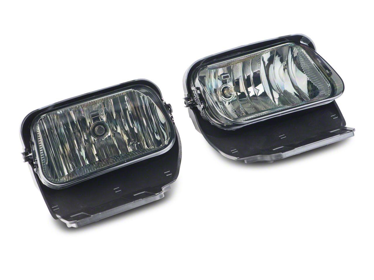 Axial Smoked OE Style Fog Lights - Pair (03-06 Silverado 1500)