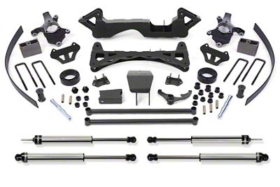 Fabtech 6 in. Performance Lift System w/ Dirt Logic SS Shocks (99-Early 00 4WD Silverado 1500)