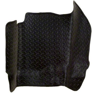 Husky Classic Center Hump Floor Liner - Black (99-06 Silverado 1500)