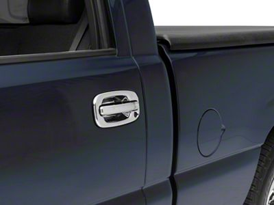 Putco Chrome Door Handle Covers (99-06 Silverado 1500)