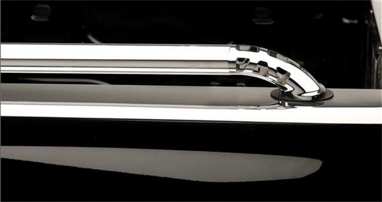 Putco Crossrail Locker Side Bed Rails (03-06 Silverado 1500)