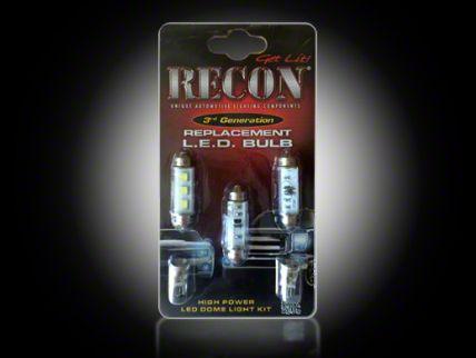 Recon LED Dome Light Kit (00-06 Silverado 1500)