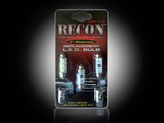 Recon High Power LED Dome Light Kit (00-06 Silverado 1500)