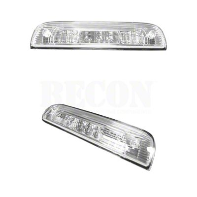 Clear LED Third Brake Light (99-06 Silverado 1500)