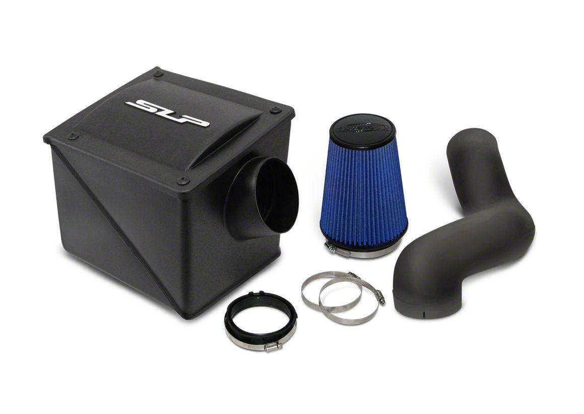 SLP Blackwing Cold Air Intake (04-06 6.0L Silverado 1500)
