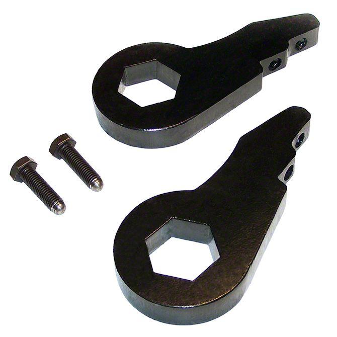 SuperLift 2.5 in. Front Torsion Bar Suspension Leveling Kit (99-06 4WD Silverado 1500)