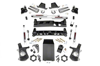 Rough Country 6 in. Suspension Lift Kit (99-06 4WD Silverado 1500)