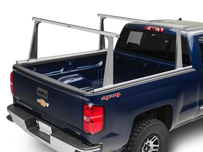 Access ADARAC Aluminum Pro Series Bed Rack (14-18 Silverado 1500 w/ Short & Standard Box)