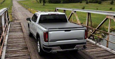 Access Vanish Roll-Up Tonneau Cover (07-13 Silverado 1500 w/ Short Box)