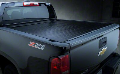 Pace Edwards BedLocker Retractable Bed Cover w/ Explorer Rails (99-18 Silverado 1500 Fleetside)