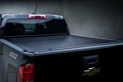 Pace Edwards JackRabbit Full Metal Retractable Bed Cover w/ Explorer Rails (99-18 Silverado 1500)