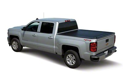 Pace Edwards JackRabbit Retractable Bed Cover w/ Explorer Rails (99-18 Silverado 1500)