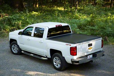 Pace Edwards UltraGroove Retractable Bed Cover (99-18 Silverado 1500 Fleetside)