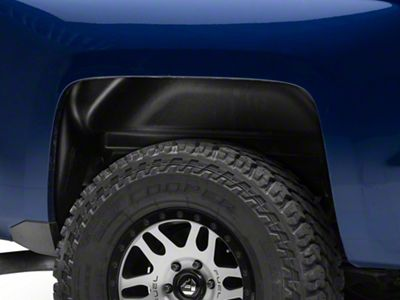 Rough Country Rear Wheel Well Liners (14-18 Silverado 1500)