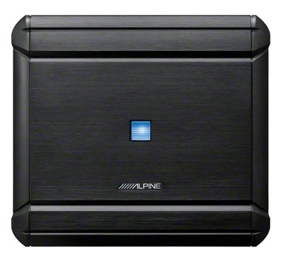Alpine 5 Channel V-Power Digital Amplifier - 40w x 4 + 150w x 1 (99-18 Silverado 1500)