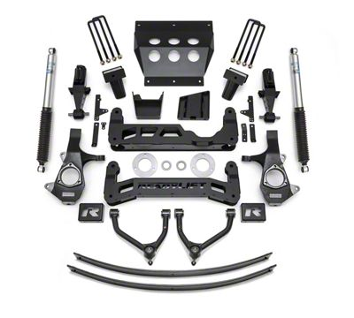 ReadyLIFT 9 in. Suspension Lift Kit (14-18 Silverado 1500)