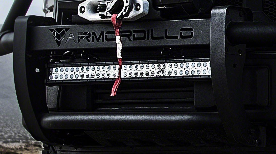 Armordillo Pre-Runner Grille Guard - Matte Black (14-15 Silverado 1500)