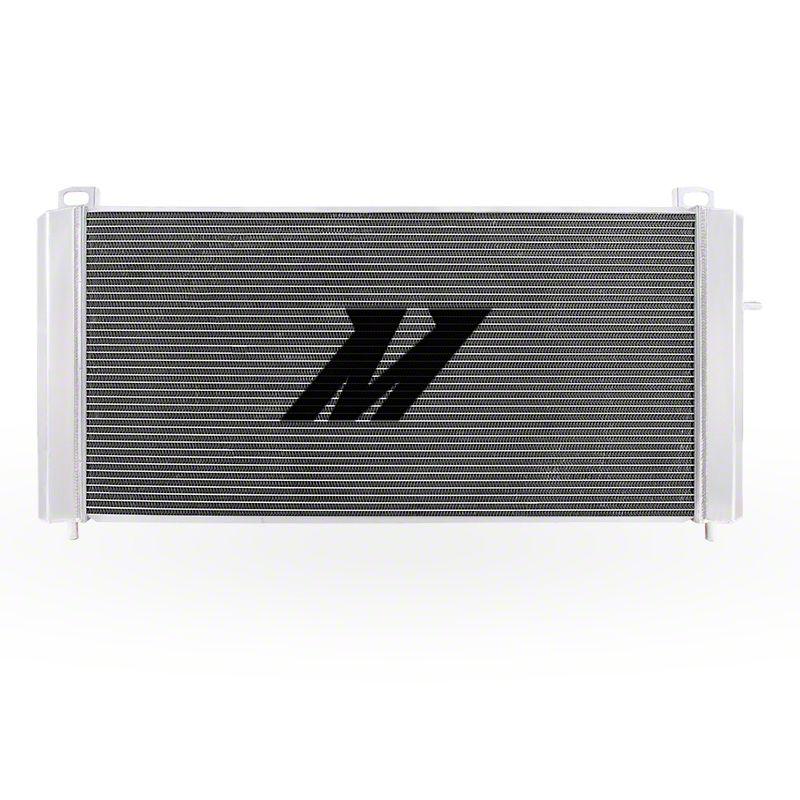 Mishimoto Performance Intercooler - Silver (99-13 V8 Silverado 1500)
