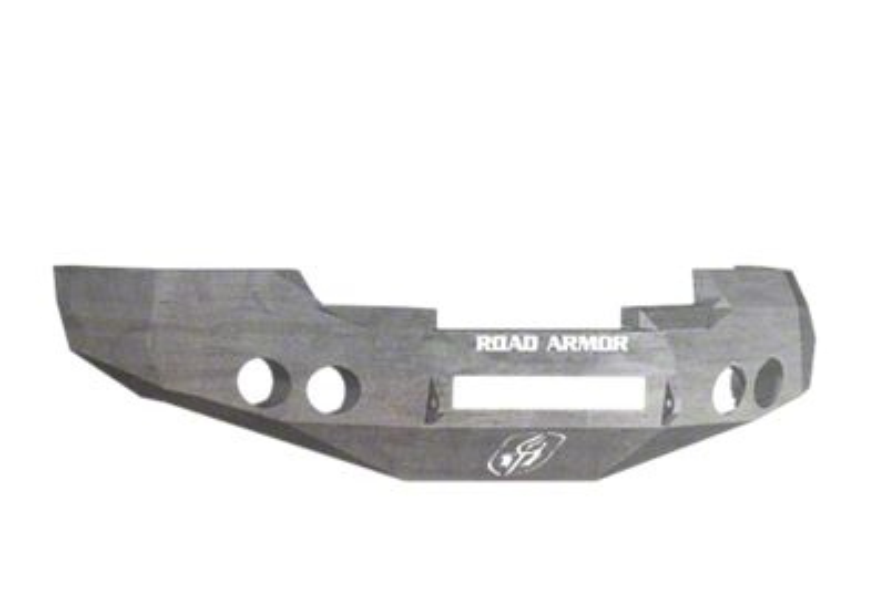 Road Armor Stealth Non-Winch Front Bumper - Raw (07-13 Silverado 1500)