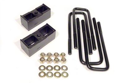 Southern Truck Lifts 3 in. Rear Lift Block Kit (99-18 Silverado 1500)
