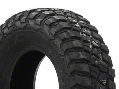 BF Goodrich Mud-Terrain T/A KM3 Tire (Available from 27 in. to 39 in. Diameters)