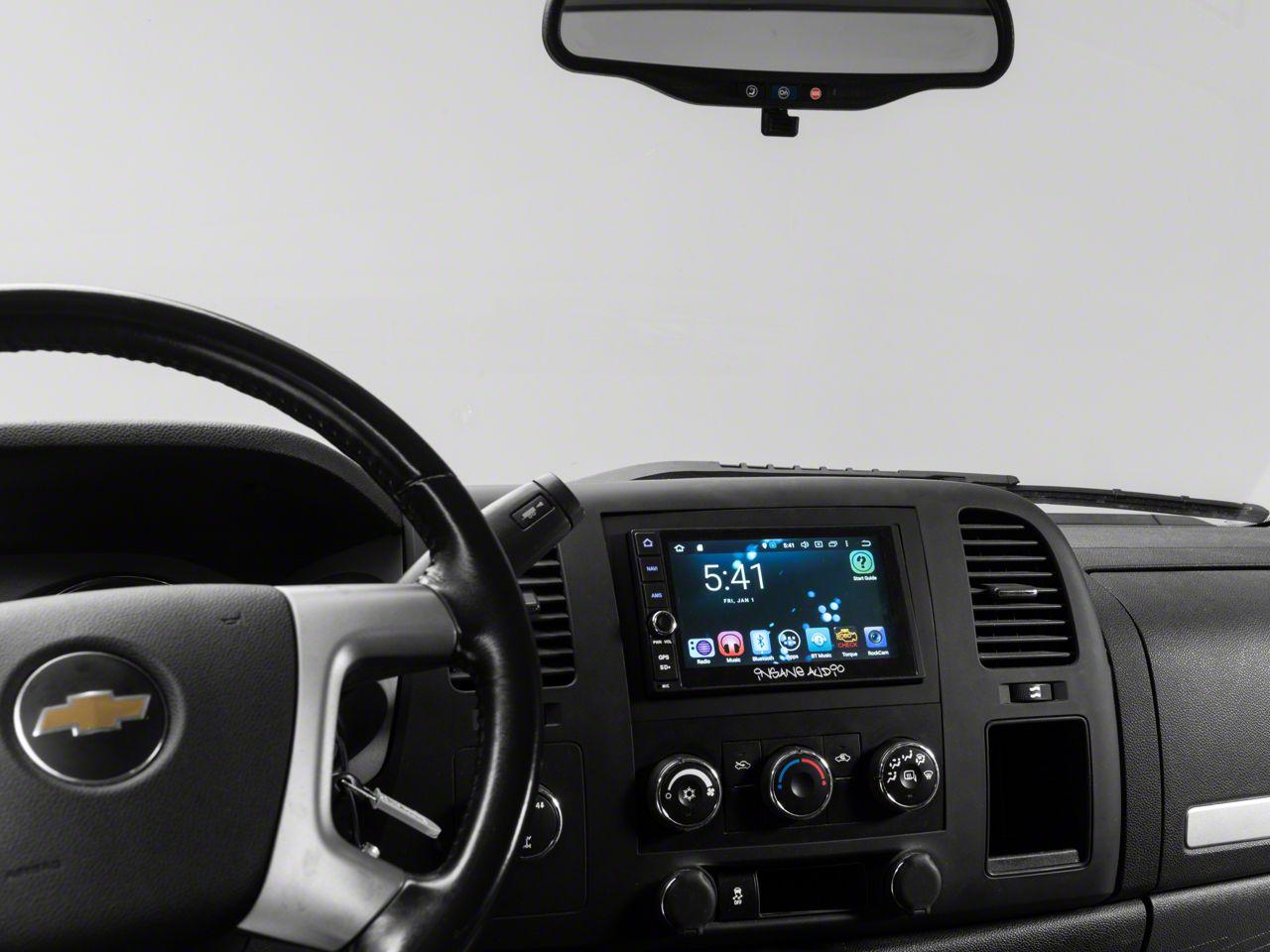 Insane Audio Plug & Play Navigation Unit (07-13 Silverado 1500)