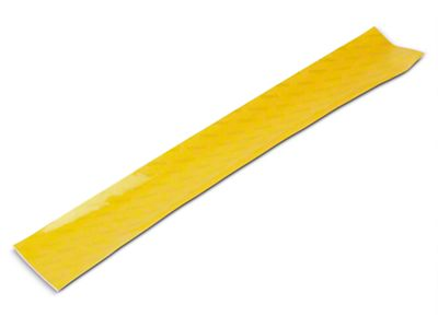 Cut to Size 24 in. LED Light Bar Tint - Yellow