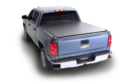 Truxedo Deuce Soft Roll-Up Tonneau Cover (2019 Silverado 1500 w/ Short Box)