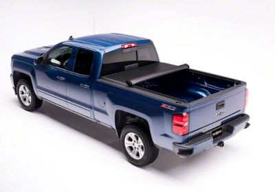 Truxedo Edge Soft Roll-Up Tonneau Cover (2019 Silverado 1500 w/ Short Box)