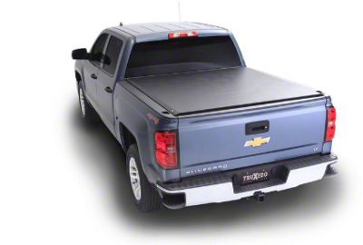 Truxedo Lo Pro Soft Roll-Up Tonneau Cover (2019 Silverado 1500 w/ Short Box)
