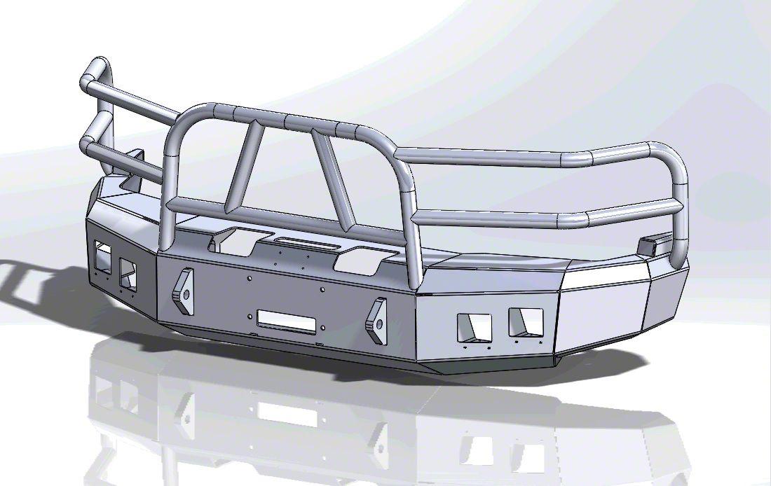 X-Series Front Bumper (99-02 Silverado 1500)
