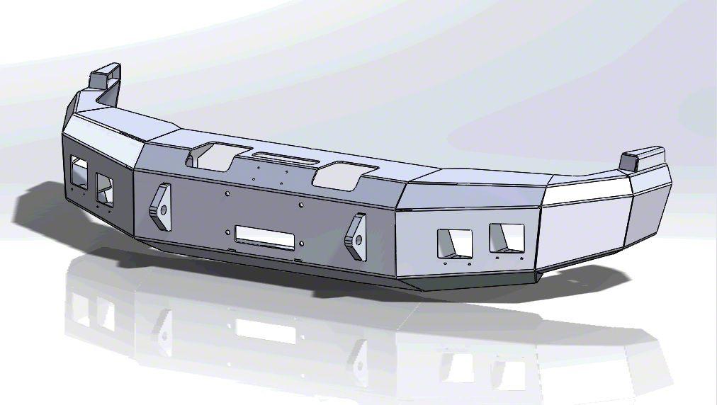 Winch Front Bumper (99-02 Silverado 1500)