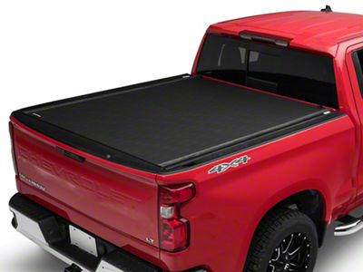 BAK Industries Revolver X4 Roll-Up Tonneau Cover (2019 Silverado 1500)