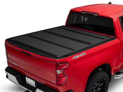 BAK Industries BAKFlip MX4 Folding Tonneau Cover (2019 Silverado 1500)