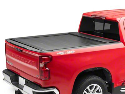 BAK Industries Vortrak Aluminum Retractable Tonneau Cover (2019 Silverado 1500)