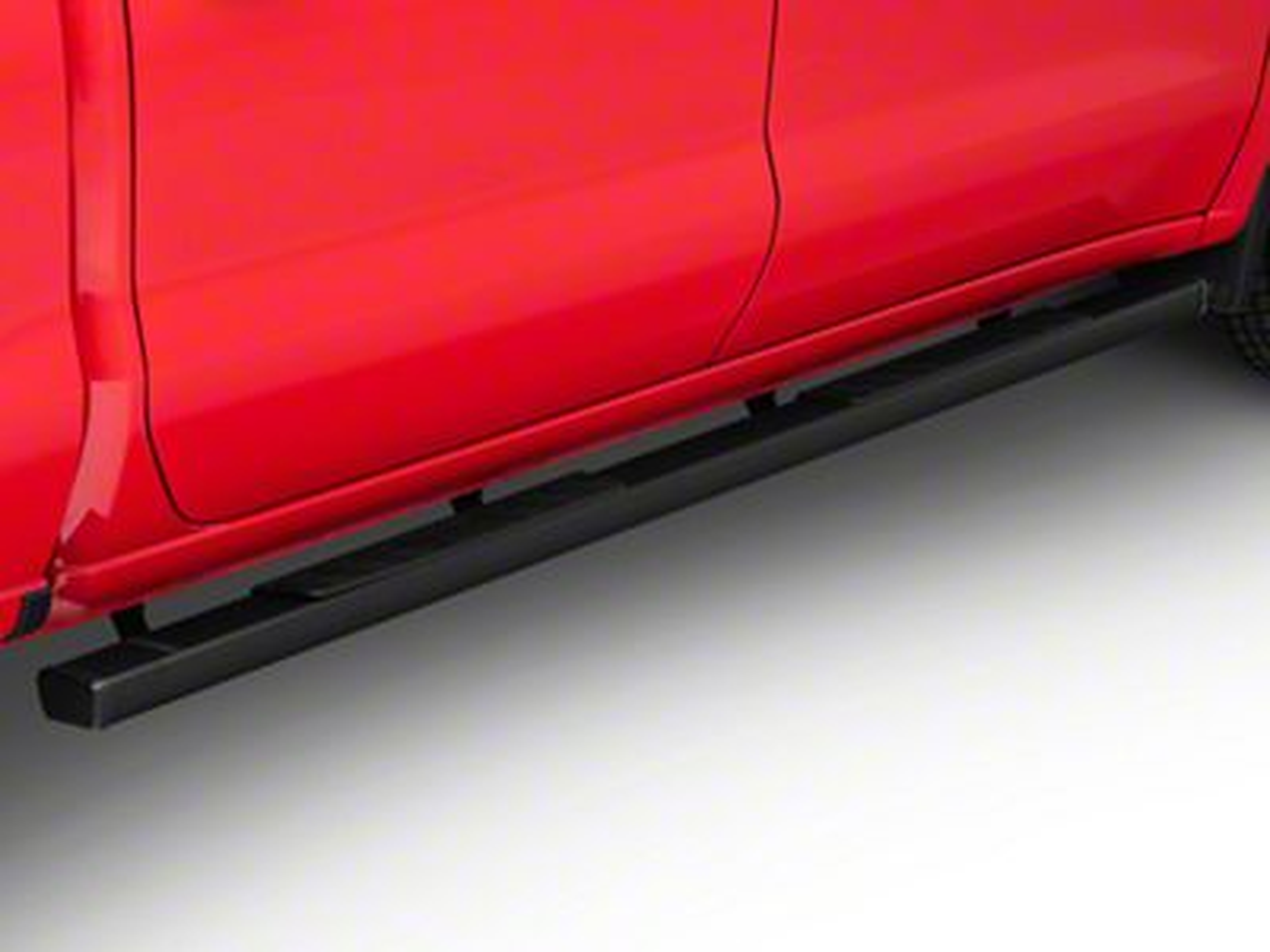 Duratrek T4 Side Step Bars - Black (2019 Silverado 1500 Crew Cab)