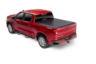 Truxedo Lo Pro Soft Roll-Up Tonneau Cover (2019 Silverado 1500 w/ Standard Box)