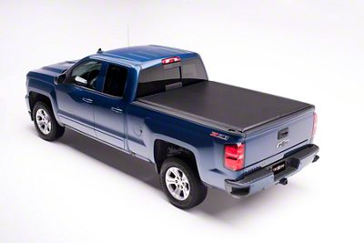 Truxedo Edge Soft Roll-Up Tonneau Cover (2019 Silverado 1500 w/ Standard Box)