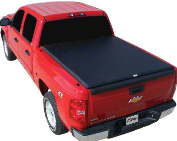 Truxedo Edge Soft Roll-Up Tonneau Cover (99-06 Silverado 1500 Fleetside)