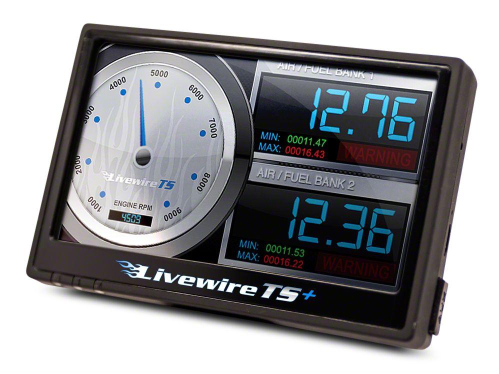 SCT LiveWire TS+ Tuner (07-13 4.8L Silverado 1500)