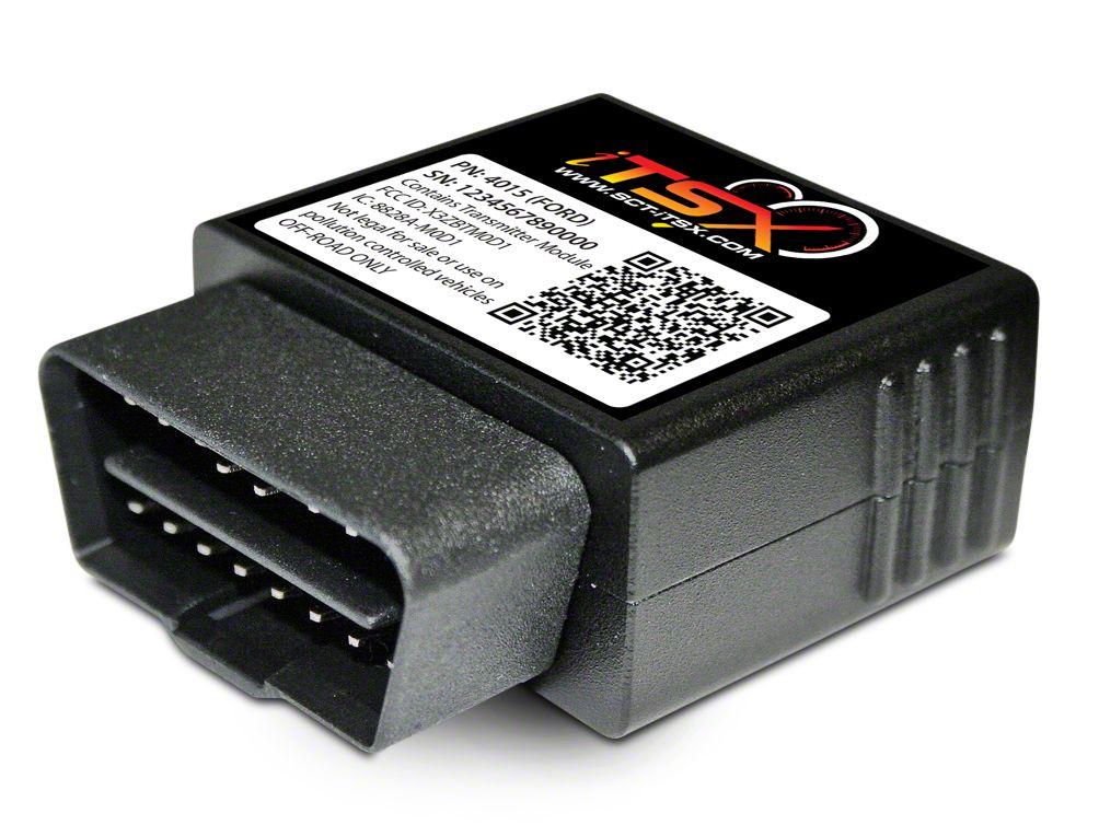 SCT iTSX Wireless Tuner (07-13 4.8L Silverado 1500)
